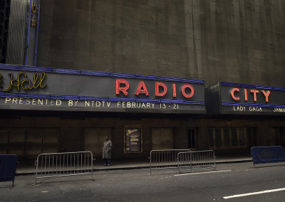 Silent world - Radio city music hall, New York, USA, 2009