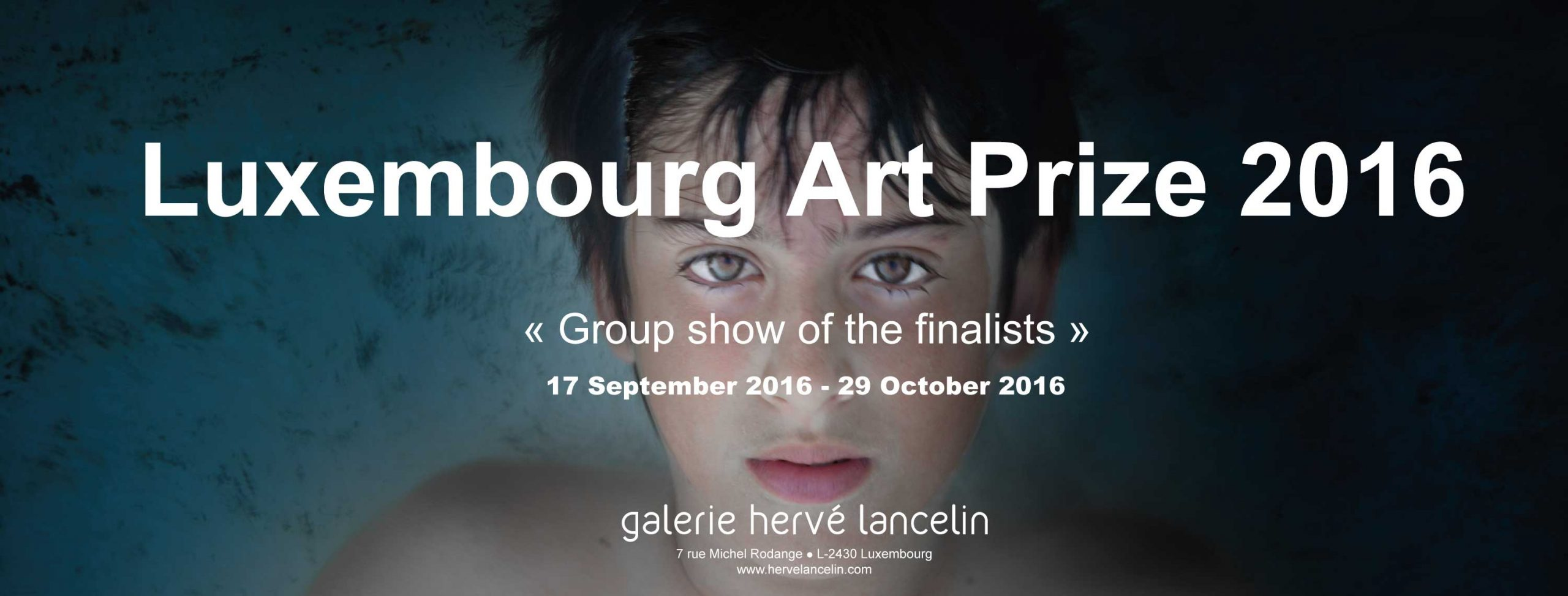 "Luxembourg Art Prize 2016 - ""Group show of the finalists"""